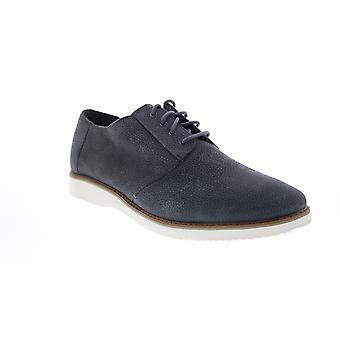 Toms Adult Mens Preston Plain Toe Oxfords & Lace Ups