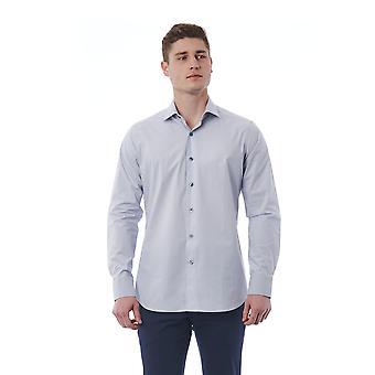Grey shirt Bagutta man