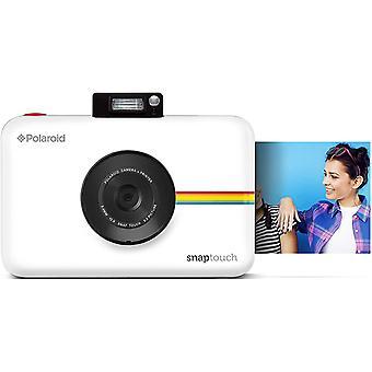 FengChun Polaroid-Schnappschuss-Sofortdruck-Digitalkamera mit LCD-Display (Wei) mit Zink Zero Ink