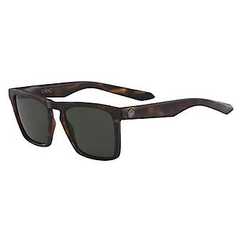 Dragon Dr Drac Ll Mi Sunglasses, Matte Tortoise, 53mm, 20mm, 145mm Men's