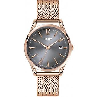 Henry london watch hl39-m-0118