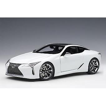 Voiture modèle Composite LC500 Lexus