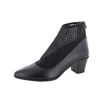 Lori Goldstein Collection Womens Clemence Bootie With Sock Shoes