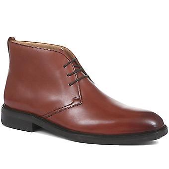 Jones Bootmaker Mens Dartmouth Leather Chukka Boots