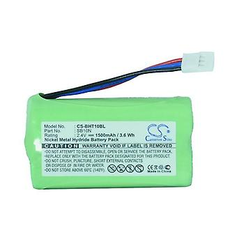 Cameron Sino Bht10Bl Battery Replacement For Denso Barcode Scanner