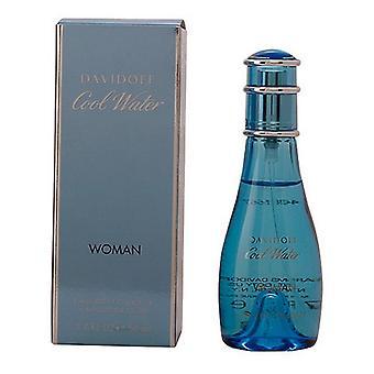 Women's Perfume Cool Water Woman Davidoff EDT