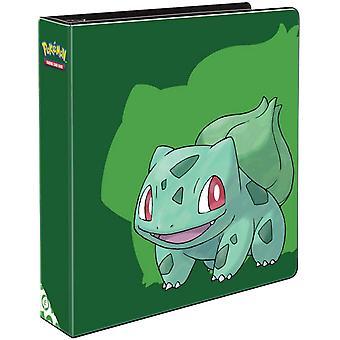 """Ultra Pro Pokemon Bulbasaur 2"""" Album"""
