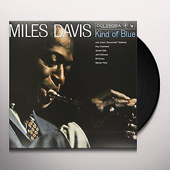 Miles Davis - Typ av blå remastrad vinyl