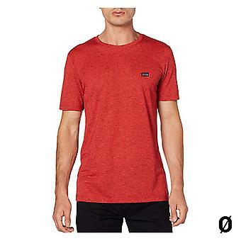 Men's Short Sleeve T-Shirt Jack & Jones MEL Red