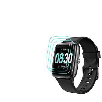 Hydrogel Soft Clear Tpu Film pour Uwatch Smart Watch Protecteur plein écran