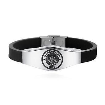 Football Bracelet Manchester City Real Madrid Stainless Steel Wristband Adjustable