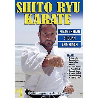 Shito Ryu Karaté #1 Code craquant De Kata Shodan Dvd Billimoria -Vd7048A