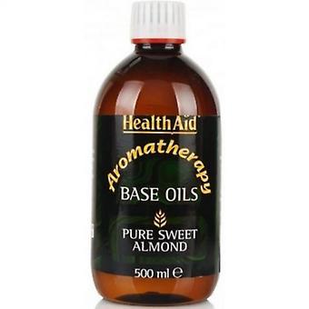 HealthAid Pure Sweet Almond Oil 500ml (805335)