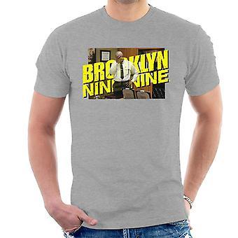 Brooklyn Ni-Ni Holt Facepalm Menn T-skjorte