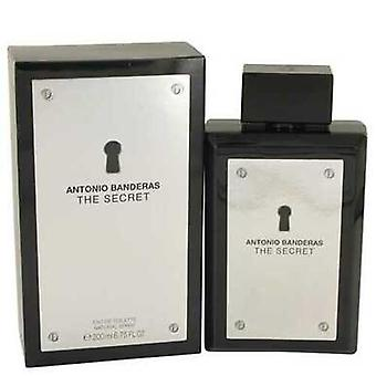 Hemligheten av Antonio Banderas Eau de Toilette Spray 6.7 Oz (män)