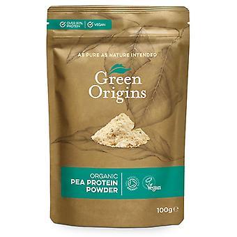 Organic Pea Protein - 100 grams