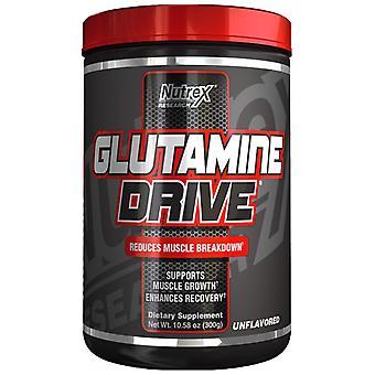 Glutamine Drive, Unflavored - 300 grams
