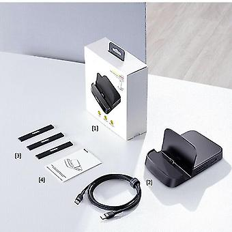 Usb Cable Base Samsung Macbook Type C Stand Holder Charging Dock Station