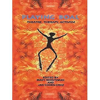 Spela Boal: Teater, Terapi, Aktivism