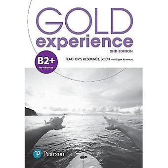 Gold Experience 2nd Edition� B2+ Teacher's Resource Book (Gold Experience)