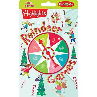Reindeer Games by Created by Highlights