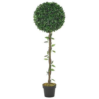 Tekokasvi ruukulla laakeripuu vihreä 130 cm
