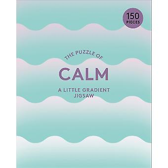 The Puzzle of Calm  A Little Gradient Jigsaw by Therese Vandling & Susan Broomhall