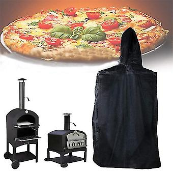 Outdoor furniture covers pizza oven cover bbq outdoor kitchen dust waterproof covers barbecue accessories 45*65*165cm