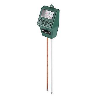 2 Dans 1 compteur d'humidité du sol Ph Testeur Hygrometer Capteur d'humidité