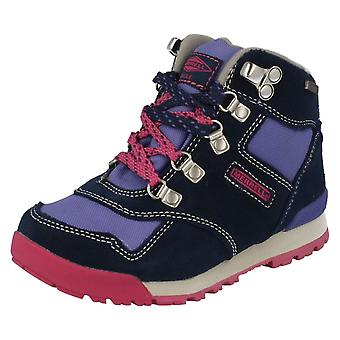 Girls Merrell Waterproof Ankle Boots Eagle Origins