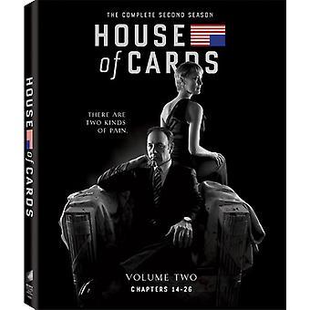 House of Cards: 2. tuotantokausi [BLU-RAY] USA-tuonti