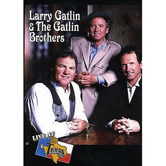 Gatlin Brothers - Live at Billy Bob's Texas [DVD] USA import