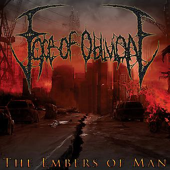 Face of Oblivion - Embers of Man [CD] USA import