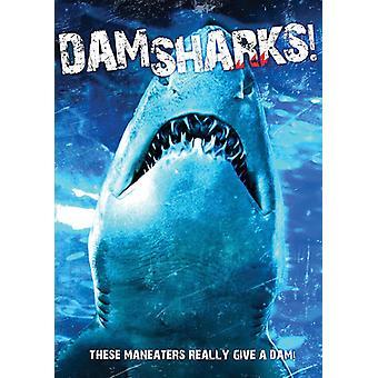 Barrage de requins [DVD] USA import