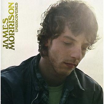 James Morrison - oupptäckta [CD] USA import