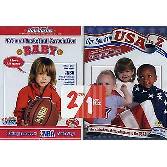 NBA Baby/Usa-Z [DVD] USA import