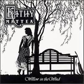 Kathy Mattea - Willow in the Wind [CD] USA import