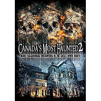 Canada's Most Haunted 2: More Paranormal [DVD] USA import