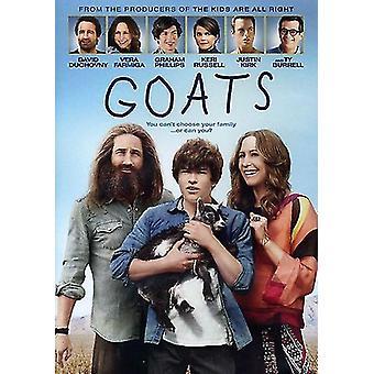 L'importation de chèvres [DVD] é.-u.