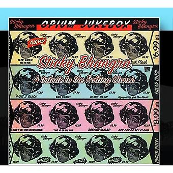 Opium Jukebox - Tribute to Rolling Stones [CD] USA import