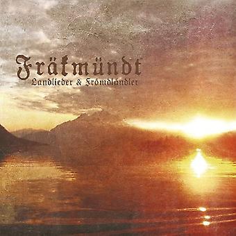 Frakmundt - Landlieder & Fromdlandler [CD] USA import