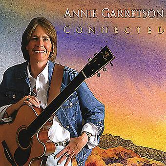 Annie Garretson - tilkoblede [DVD] USA import