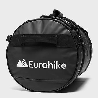 New Eurohike Transit 40L Holdall Equipment Travel Bag Black