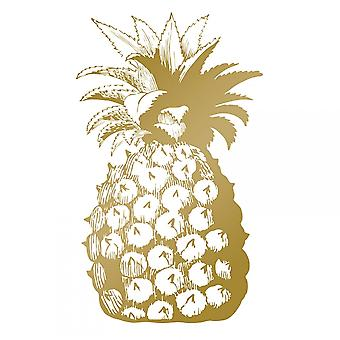 Couture Creations Anna Griffin Foil Stamp Die Pineapple **^