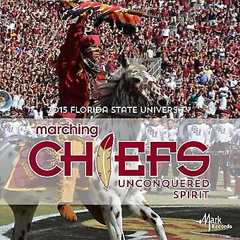 Anonymous / Berns / Florida State University - Marching Chiefs: Unconquered Spirit [CD] USA import