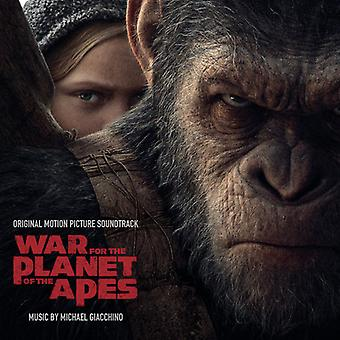 Michael Giacchanio - War for the Planet of the Apes (Score) / O.S.T. [CD] USA import