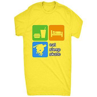 Berømte spise søvn Skate Dude