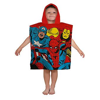 Marvel Comics Justice Childrens Hooded Poncho