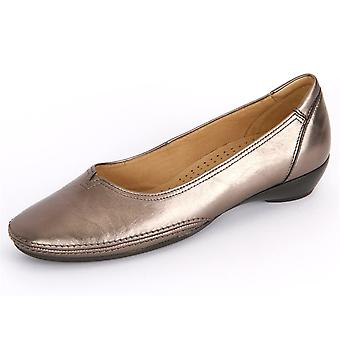 Gabor Altsilber Metallic 0428069 universal all year women shoes
