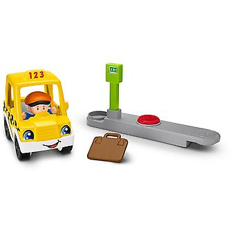 Fisher Price Little People Vehicle - Going Places Taxi